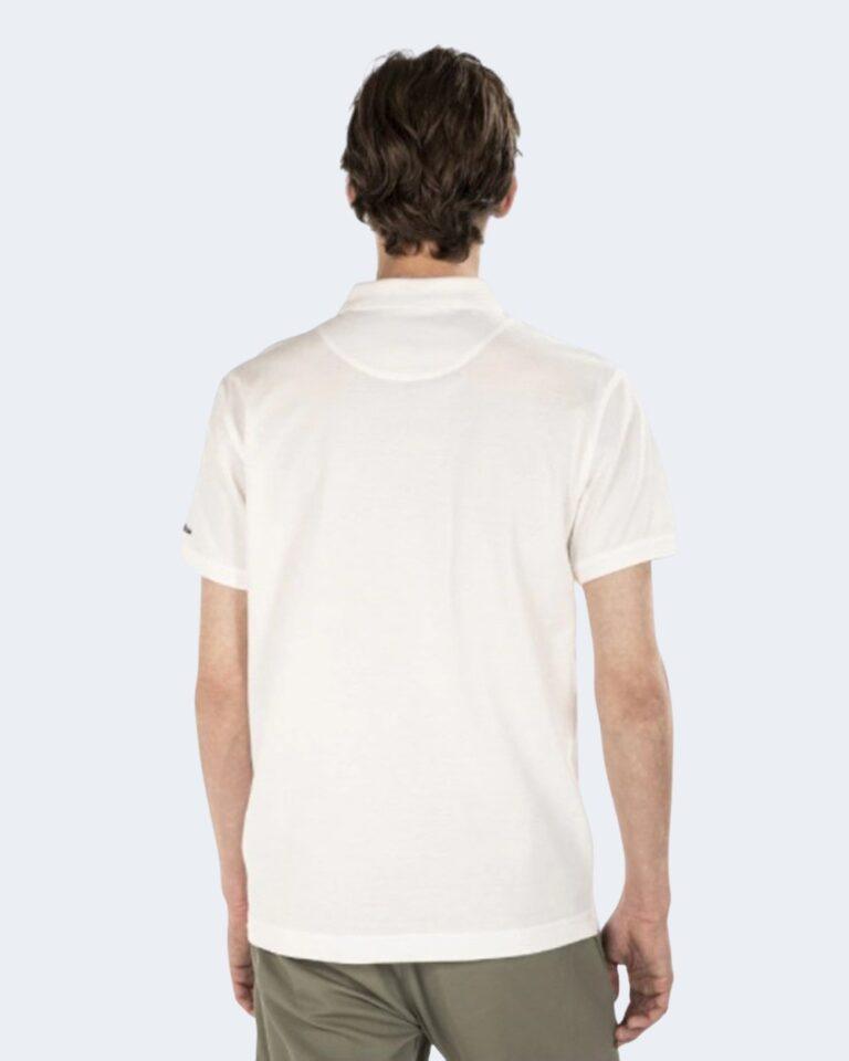 Polo manica corta Harmont&Blaine - Bianco - Foto 2