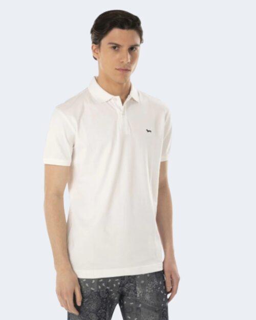 Polo manica corta Harmont&blaine – Bianco – 70286