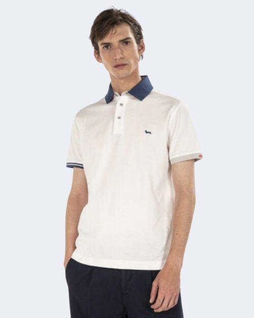 Polo manica corta Harmont&blaine – Bianco – 70855