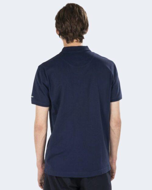 Polo manica corta Harmont&blaine – Blue scuro – 70285