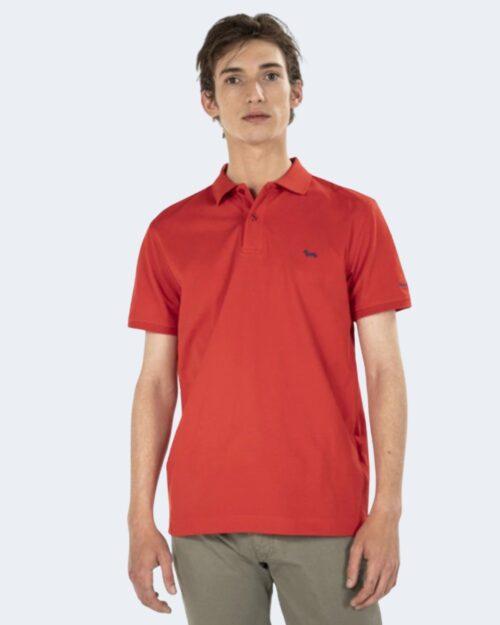 Polo manica corta Harmont&blaine – Rosso – 70285
