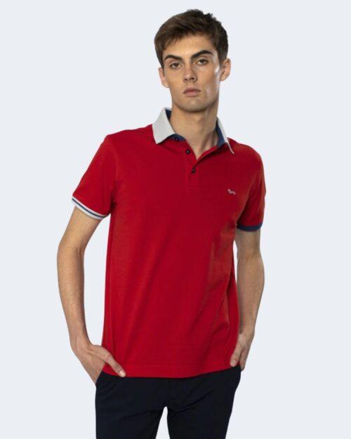 Polo manica corta Harmont&blaine – Rosso – 70855