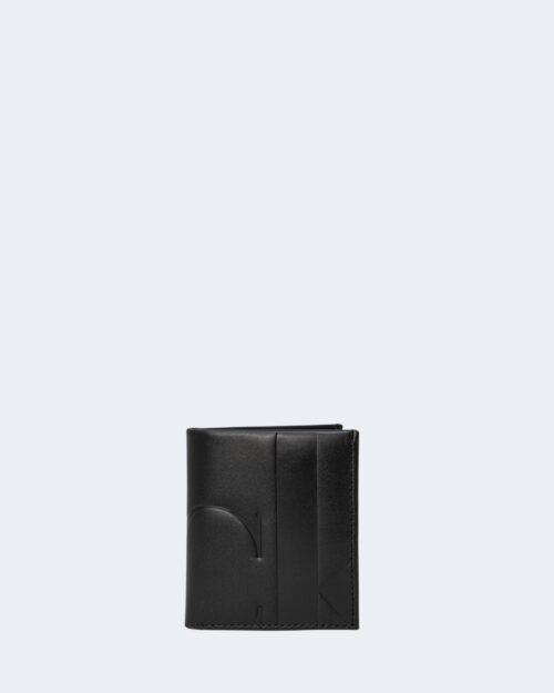 Portafoglio con portamonete Calvin Klein SMALL TRIFOLD Nero – 71499