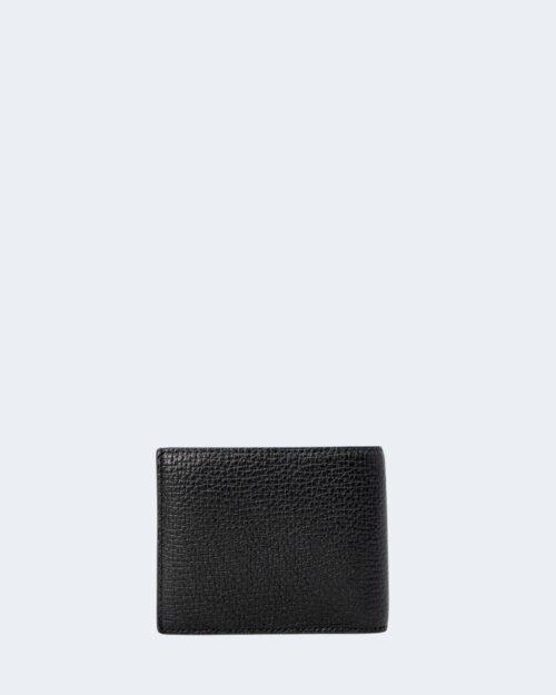 Portafoglio con portamonete Calvin Klein BIFOLD 5CC Nero - Foto 3