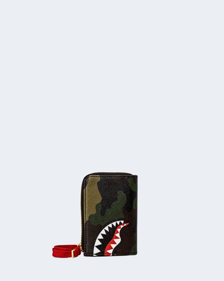 Portafoglio senza portamonete Sprayground - Marrone - Foto 2