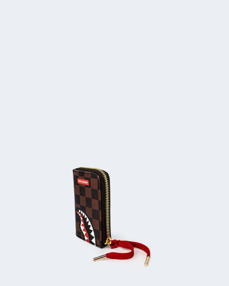 Portafoglio senza portamonete Sprayground - Marrone - Foto 3