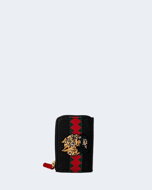 Portafoglio senza portamonete Sprayground – Nero – 71203