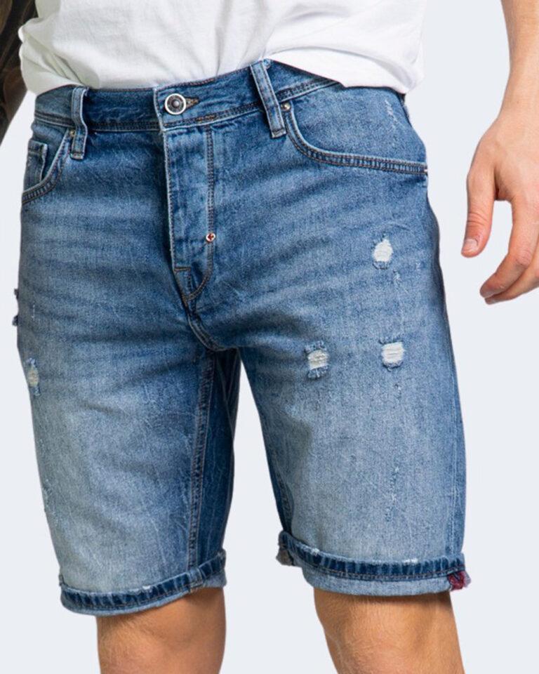 Shorts Antony Morato BAART SLIM FIT Blue Denim - Foto 1