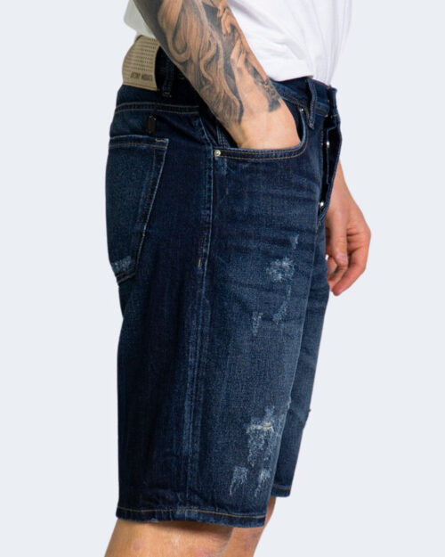 Shorts Antony Morato BAART SLIM FIT Dark Blue Denim – 63510