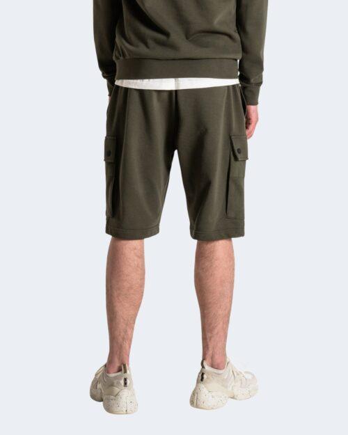 Shorts Antony Morato IN FELPA Verde – 63505
