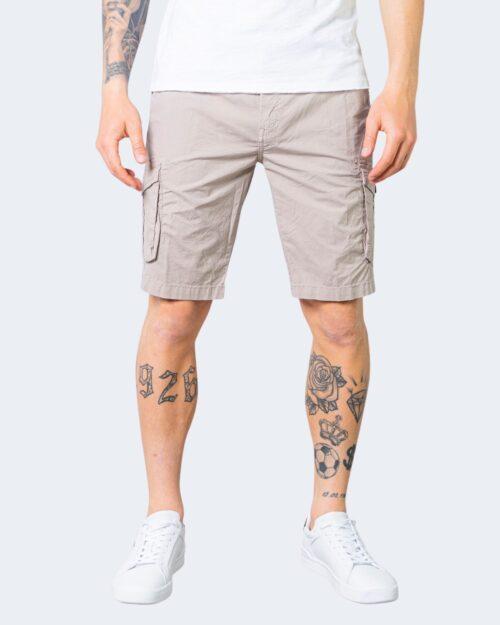 Shorts Idra TINTA UNITA Beige – 70858