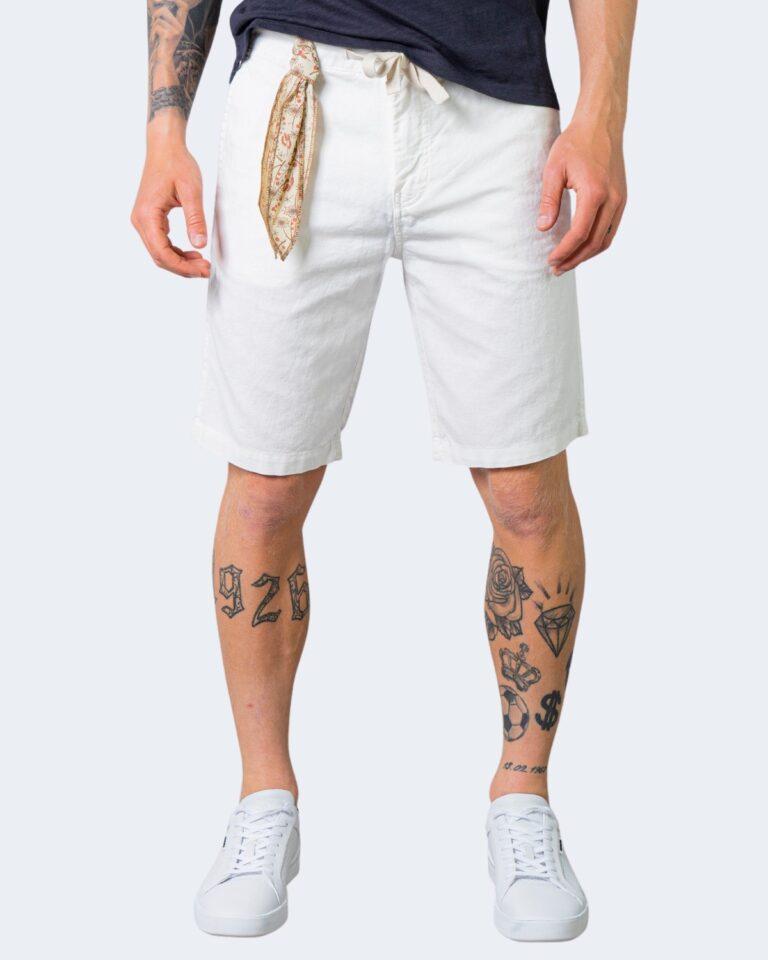 Shorts Idra TINTA UNITA LACCIO Bianco - Foto 1