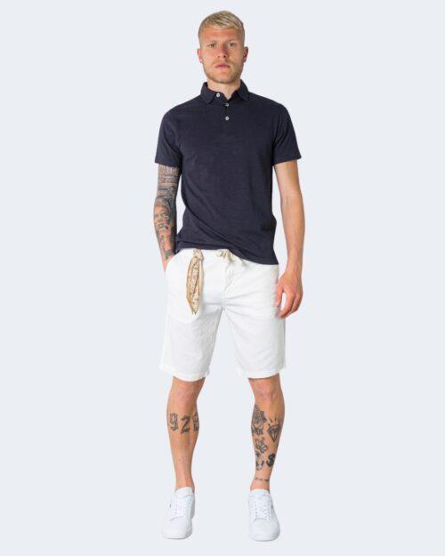 Shorts Idra TINTA UNITA LACCIO Bianco – 71193
