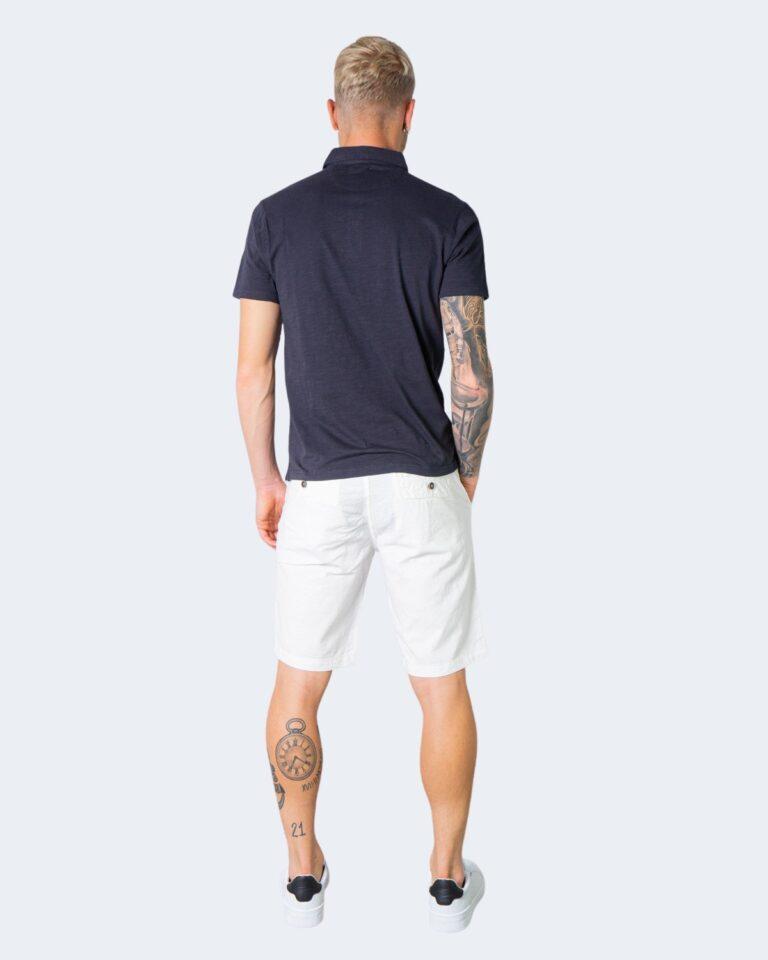 Shorts Idra TINTA UNITA LACCIO Bianco - Foto 3