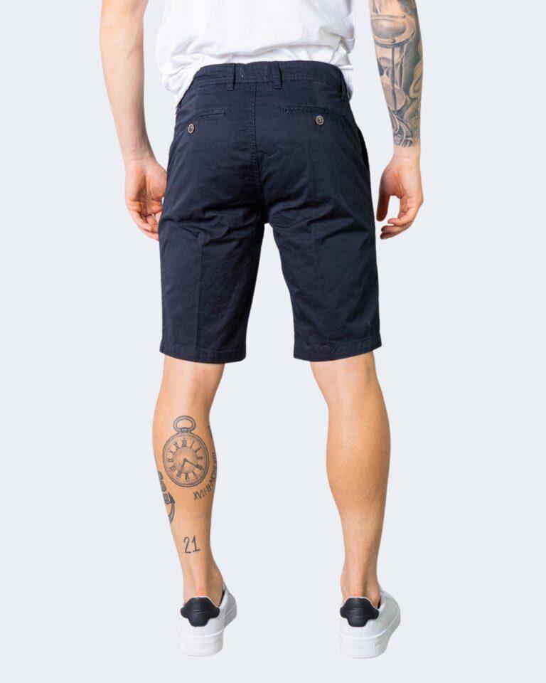 Shorts Idra TINTA UNITA Blu - Foto 3