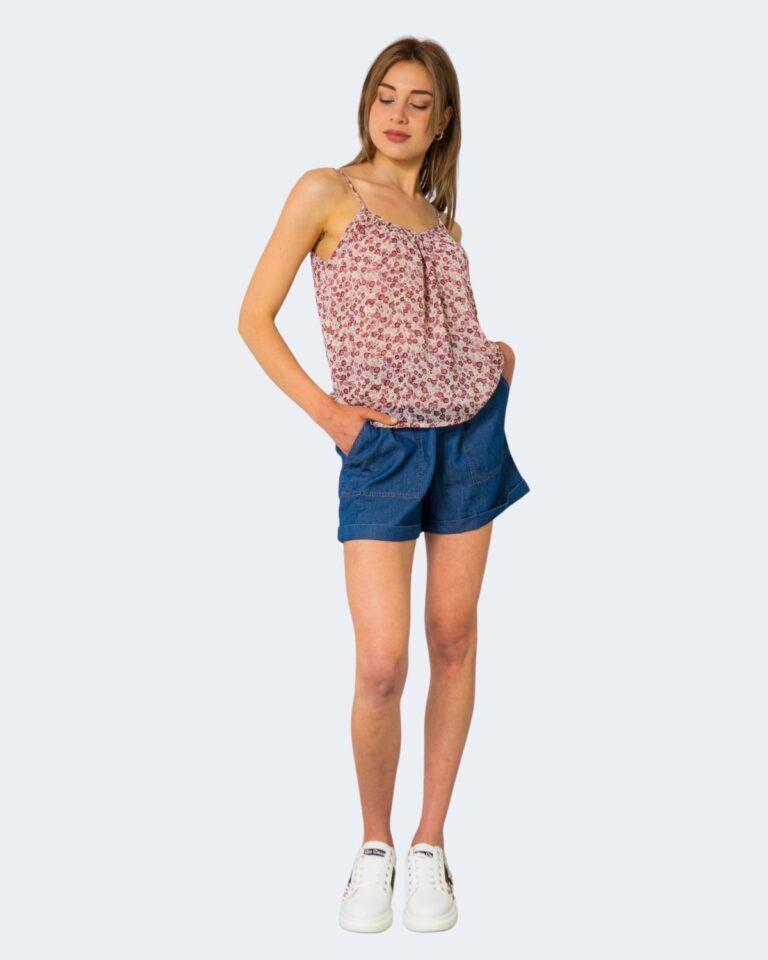 Shorts Jacqueline de Yong SAINT Blue Denim - Foto 2