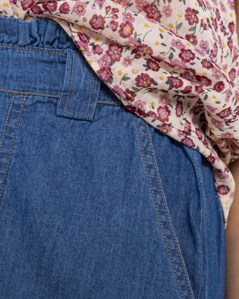 Shorts Jacqueline de Yong SAINT Blue Denim - Foto 3