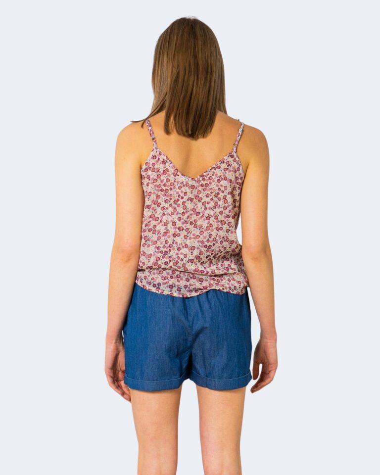 Shorts Jacqueline de Yong SAINT Blue Denim - Foto 4