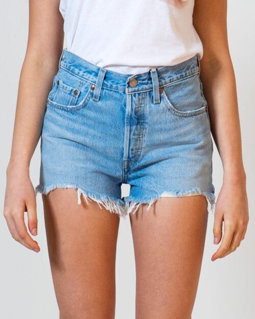 Shorts Levi's® ORIGINAL SHORTS 501 Denim chiaro - Foto 1