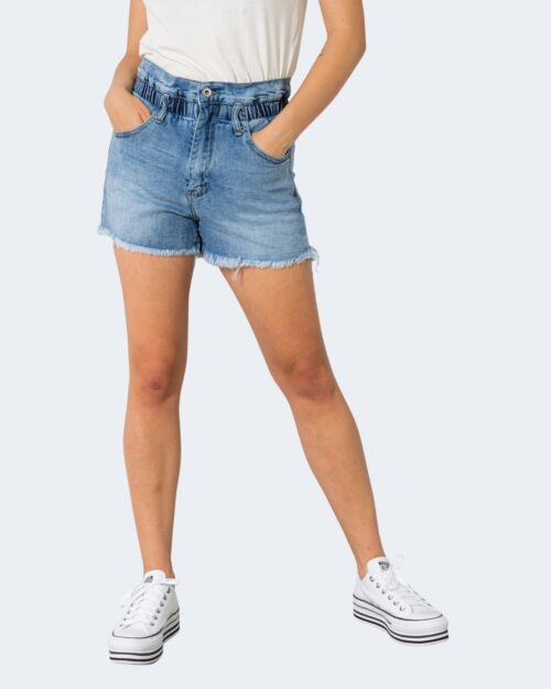 Shorts One.0 LAVORAZIONE VITA Denim – 71453