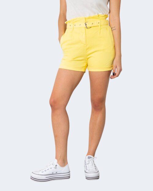 Shorts One.0 CON CINTURA Giallo – 71458