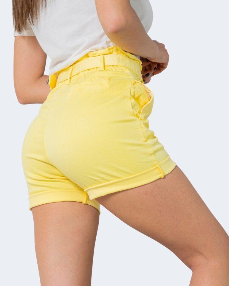 Shorts One.0 CON CINTURA Giallo - Foto 3