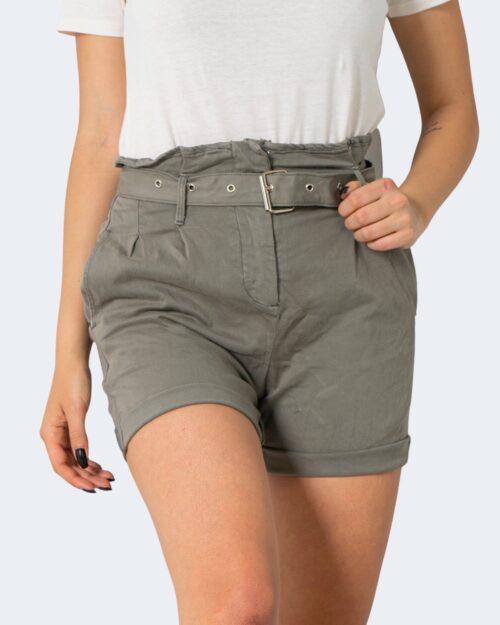Shorts One.0 CON CINTURA Verde Oliva – 71458