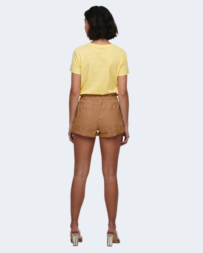 Shorts Only CUBA Beige scuro - Foto 2