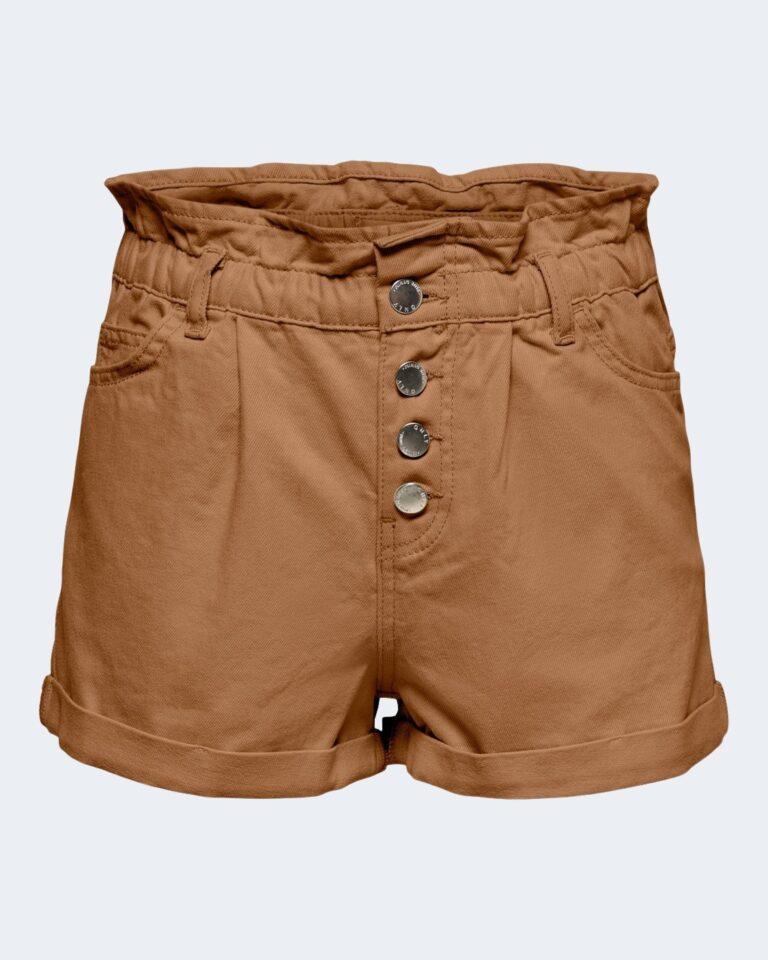 Shorts Only CUBA Beige scuro - Foto 3