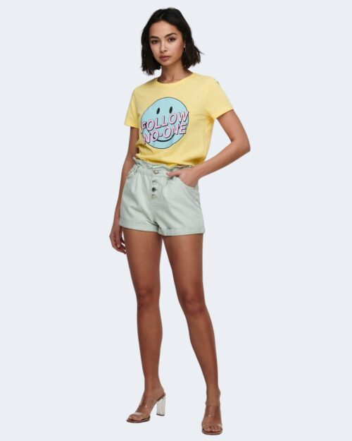 Shorts Only CUBA Verde ice – 63353