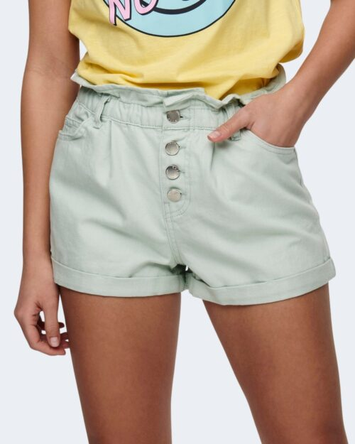 Shorts Only CUBA Verde ice - Foto 3