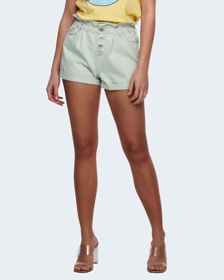 Shorts Only CUBA Verde ice - Foto 4