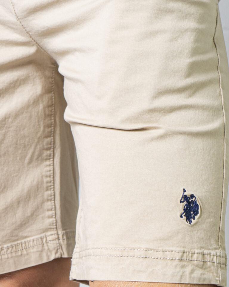 Shorts U.S. Polo Assn. - Beige - Foto 4