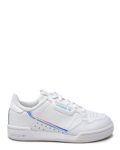 Sneakers Adidas Continental 80 C Bianco - Foto 3