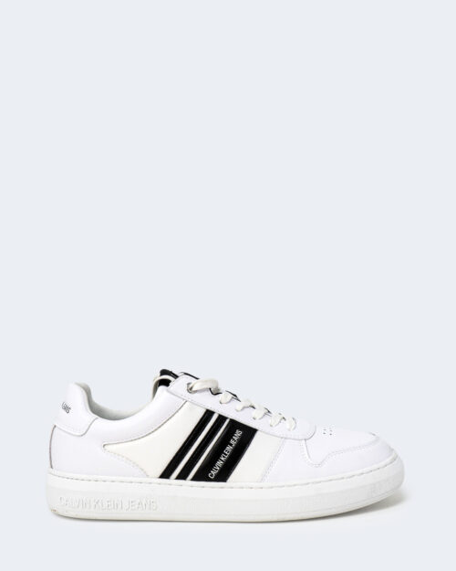 Sneakers Calvin Klein CUPSOLE LACEUP OXFOR YM0YM00034 Bianco – 64731