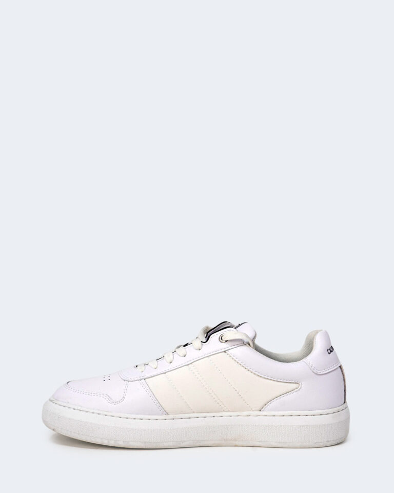 Sneakers Calvin Klein Jeans CUPSOLE LACEUP OXFOR YM0YM00034 Bianco - Foto 2