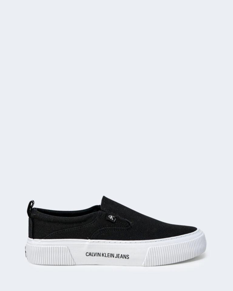 Sneakers Calvin Klein Jeans VULCANIZED SKATE SLI YW0YW00055 Nero - Foto 1