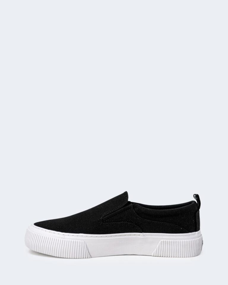 Sneakers Calvin Klein Jeans VULCANIZED SKATE SLI YW0YW00055 Nero - Foto 2