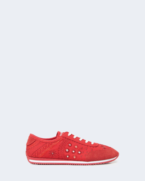 Sneakers Desigual ROYAL EXOTIC Rosso – 66095