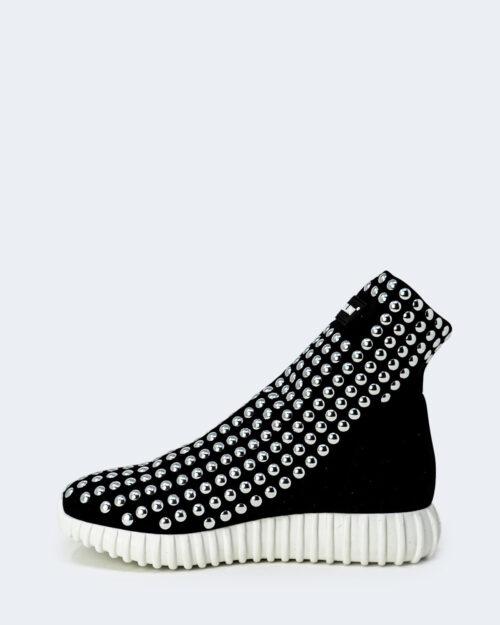 Sneakers Gioselin BORCHIE Nero – 18731
