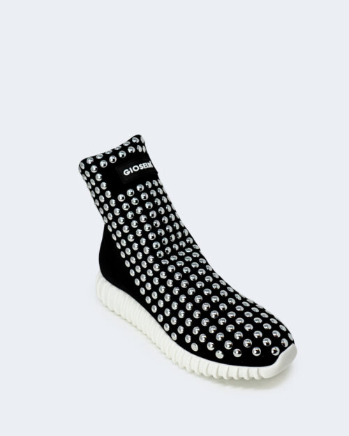 Sneakers Gioselin BORCHIE Nero - Foto 3