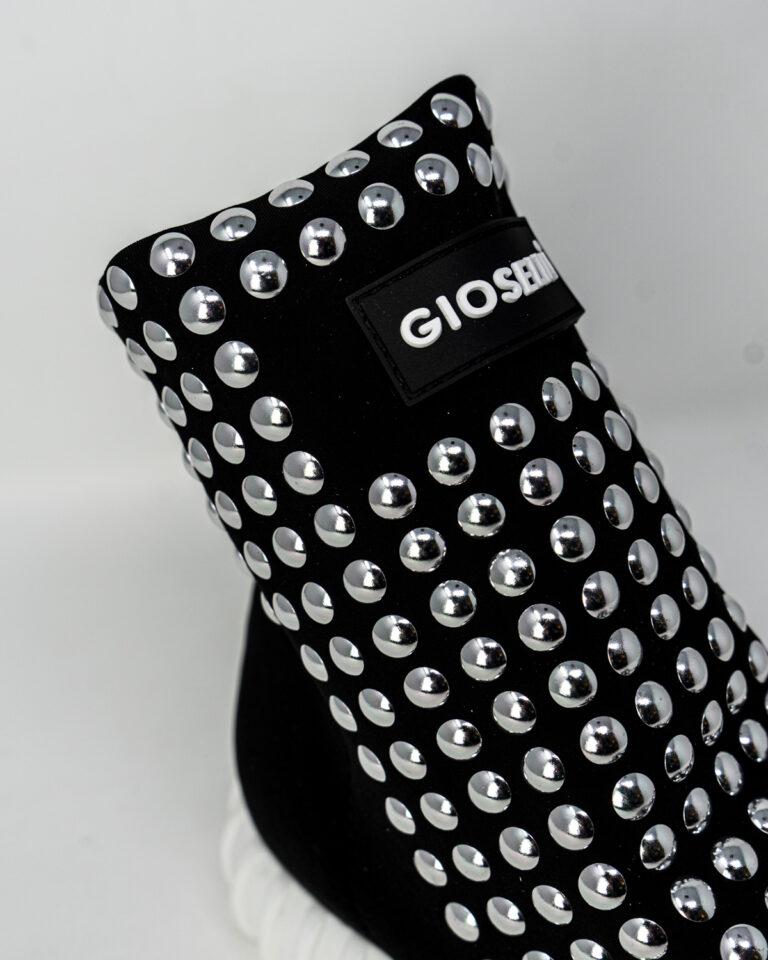 Sneakers Gioselin BORCHIE Nero - Foto 4