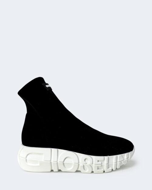 Sneakers Gioselin PARA LOGO Nero – 21521