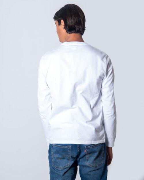 T-shirt manica lunga Levi's® ORIGINAL HM TEE Bianco – 52632