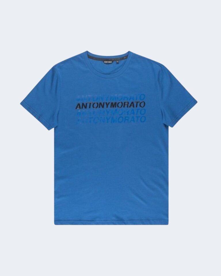 T-shirt Antony Morato  Azzurro - Foto 1