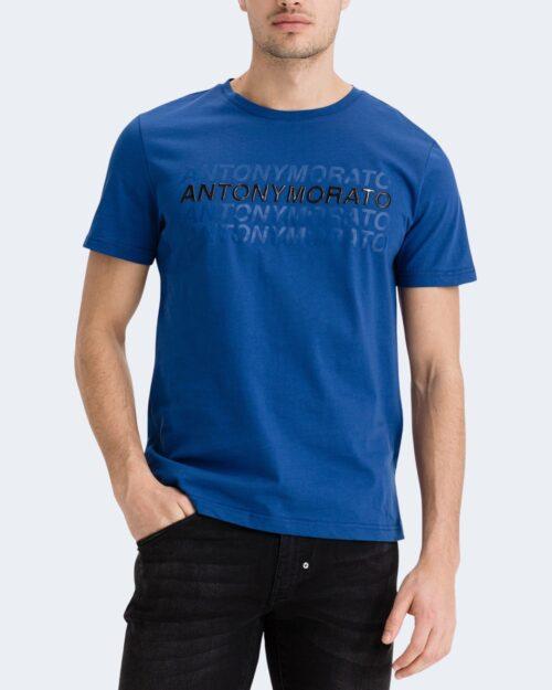 T-shirt Antony Morato  Azzurro – 63470