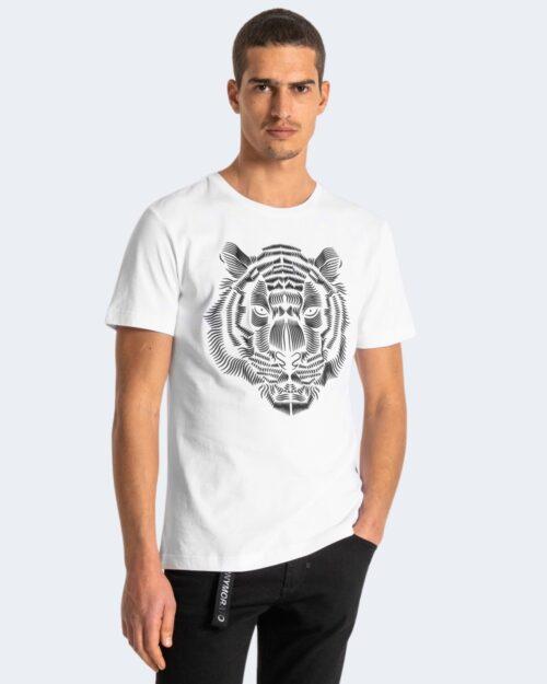 T-shirt Antony Morato – Bianco – 64139