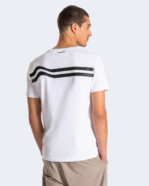 T-shirt Antony Morato – Bianco – 64137