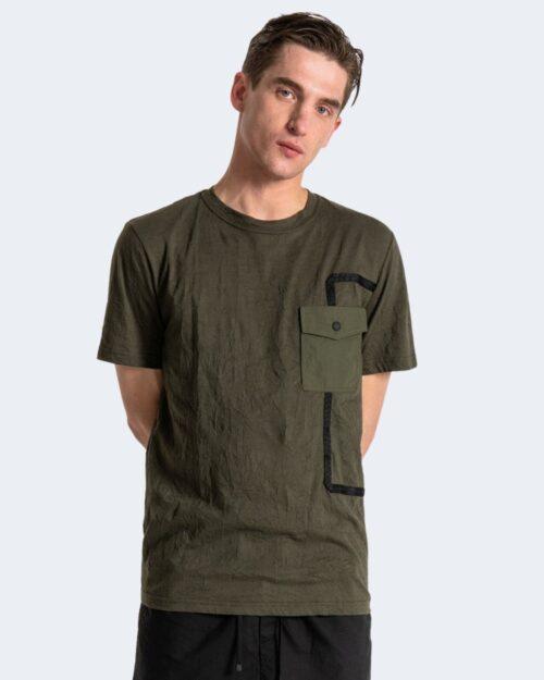 T-shirt Antony Morato WORKER Verde - Foto 1