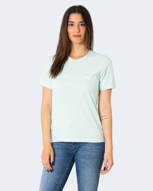 T-shirt Calvin Klein – Verde – 71347